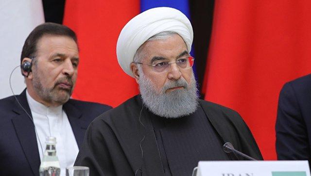 Роухани заявил, что базы ИГ* в Сирии и Ираке уничтожены