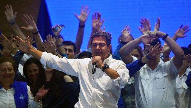 ВГондурасе снова перенесли объявление итогов президентских выборов