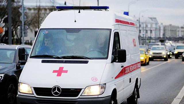 Второго пострадавшего при пожаре на нефтебазе доставили в больницу