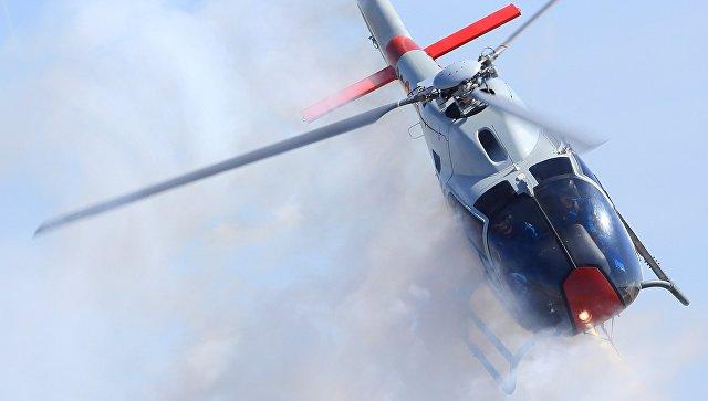 Вертолет Eurocopter EC120