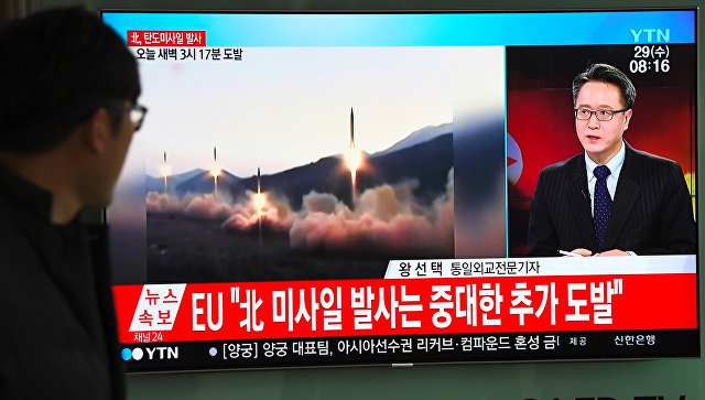 КНДР пригрозила жестким ответом на введение против нее морской блокады