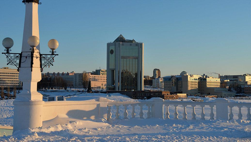 Города России. Чебоксары. Архивное фото