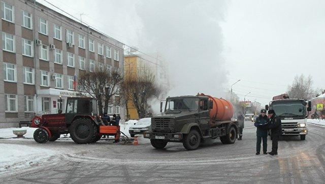 Стало известно осостоянии 2-х пострадавших при трагедии натрубопроводе вКрасноярске