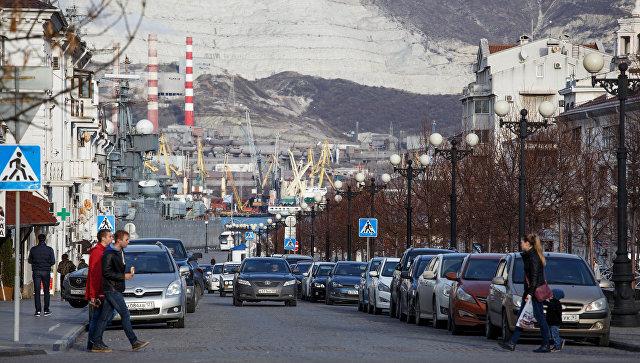 Нижне-Баканский перевал под Новороссийском могут закрыть из-за ветра
