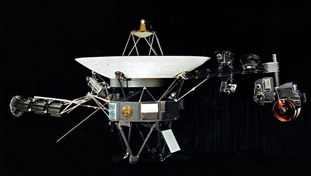 Ученые впервый раз  за37 лет запустили двигатели зонда Voyager-1