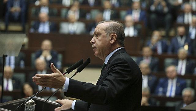 Эрдоган созывает саммит лидеров Организации исламского сотрудничества из-за ситуации вокруг Иерусалима