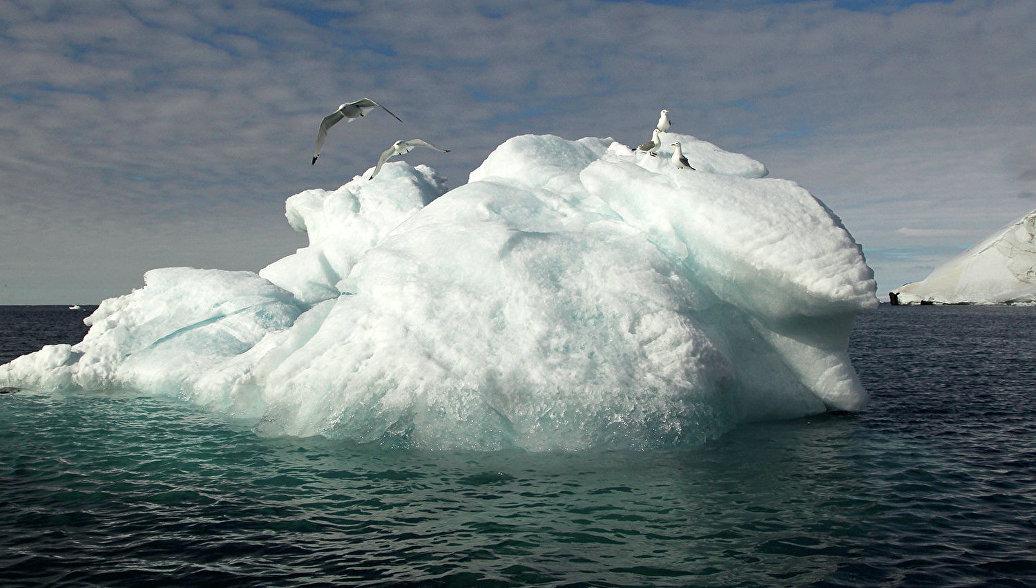 На форуме Экотех-2017 обсудят изменение климата в Арктике