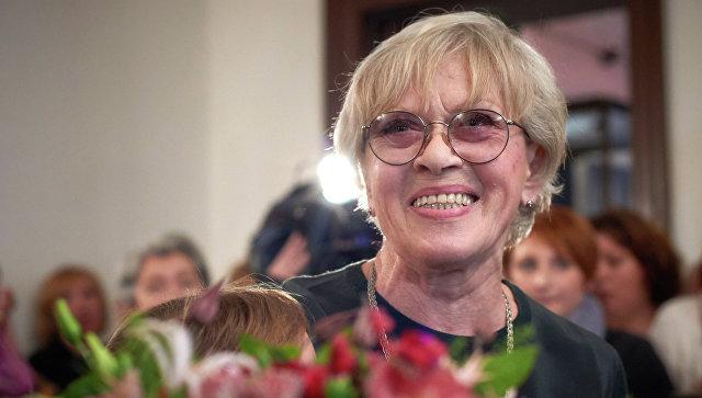 Путин поздравил сднем рождения народную артистку СССР Алису Фрейндлих