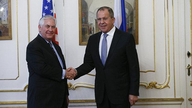 Тиллерсон: Страны НАТО невидят возможности для нормализации отношений сРоссией