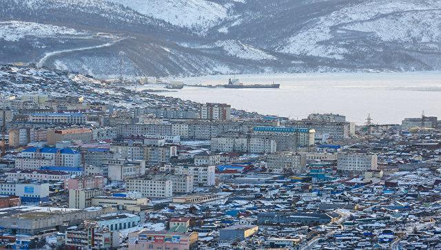 ФОК стоимостью 158 млн рублей достроят в Магаданской области в 2018 году