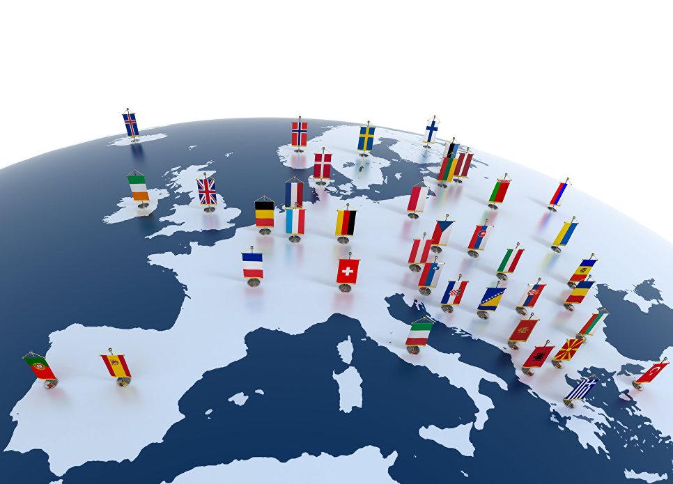 Руководитель МИД Германии поддержал идею «Соединенных Штатов Европы»
