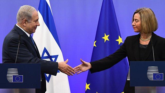 Могерини: ЕС поддерживает международный консенсус по Иерусалиму