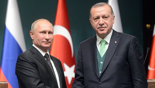 Встречу Путина и Эрдогана планируют на начало апреля в Турции