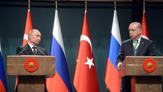 «Турцию не приобрести задоллары»: Эрдоган призвал мир преподать урок США