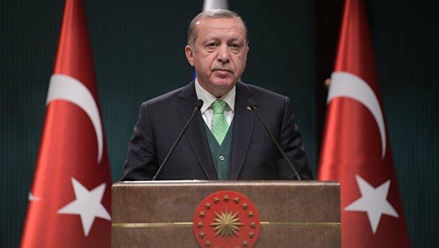 Эрдоган рассказал о договоренности с Россией по операции в Африне