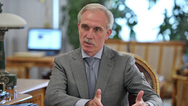 Губернатор Ульяновской области Сергей Морозов. Архивное фото