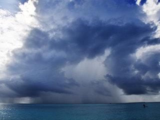 Грозовые облака. Архивное фото
