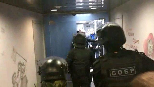 СМИ узнали обобысках вофисе холдинга «Союз Маринс Групп»