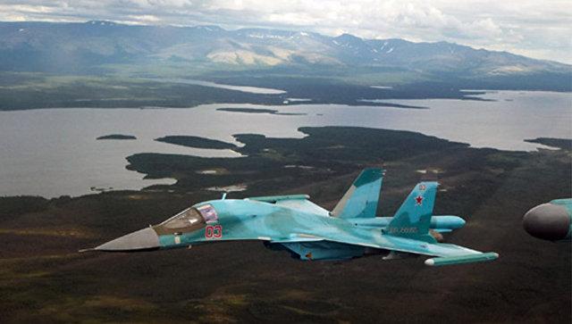 Истребители Су-34 заступят надежурство вЧелябинской области