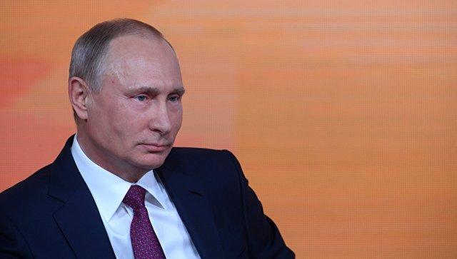 Путин: все усилия властей должны быть сосредоточены наповышении доходов населения