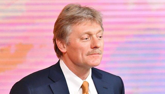 Песков заявил, что санкции Запада не помешают интеграционным процессам в ЕАЭС