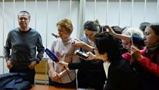 Суд над экс-министром экономического развития Алексей Улюкаева. Архивное фото