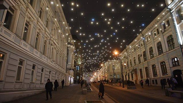 На65% вырос за7 лет турпоток в российскую столицу