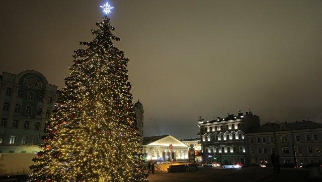 Новогодние пожелания русских звезд эстрады, театра икино прозвучат впарках столицы