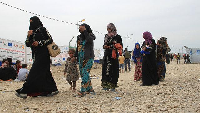 Найденного в иракском приюте мальчика из Дагестана привезли в Россию