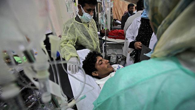 В Йемене 62 пациента скончались от дифтерии