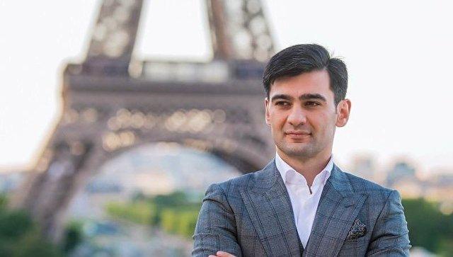 Алим Гешев, президент группы ПСН