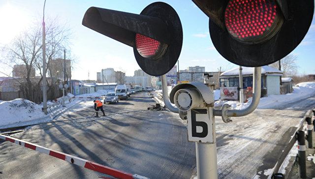 Железнодорожные переезды и переходы в Екатеринбурге