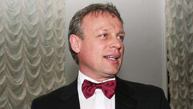 Сергей Жигунов. Архивное фото