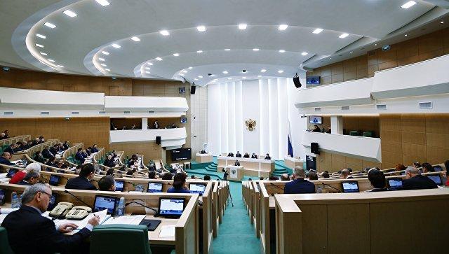Россия может выйти из ВТО из-за иска Евросоюза, заявили в Совфеде