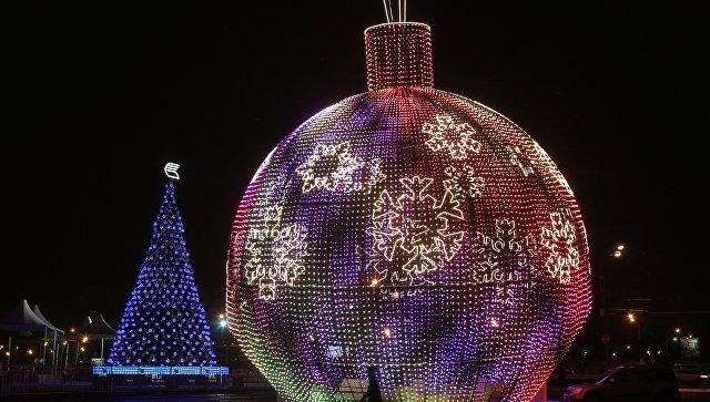 Фестиваль «Путешествие вРождество» принес бюджету столицы практически 14 млрд руб.