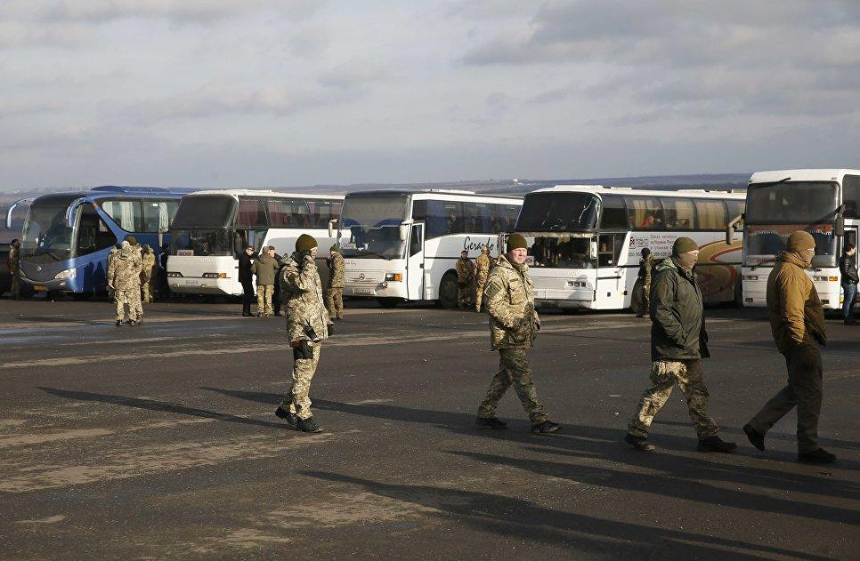 СМИ поведали опожелавших неучаствовать вобмене пленных вДонбассе
