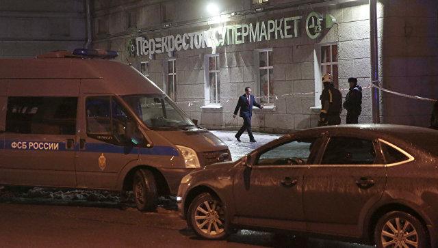 После взрыва в северной столице  доставлены вбольницу  девять человек