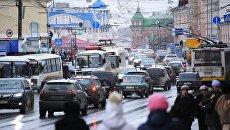Города России. Томск