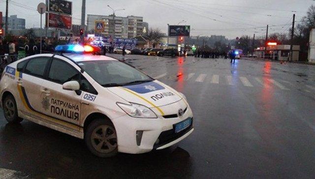 Полиция в Харькове. Архивное фото