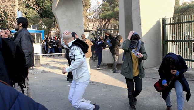 МИД объявил онедопустимости внешнего вмешательства вдела Ирана