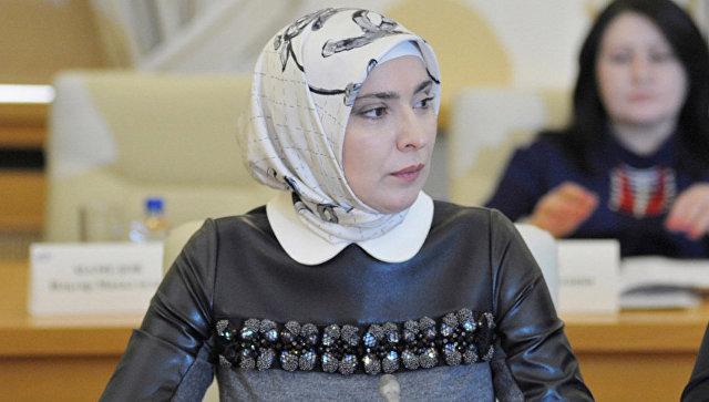 Супруга муфтия Дагестана официально стала кандидатом впрезиденты РФ