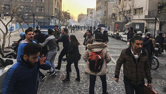 ООН: Власти Ирана должны свести к минимуму использование силы против демонстрантов