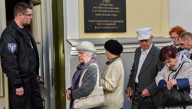 В Эстонии запретили России открывать дополнительные участки к выборам