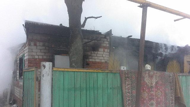 В Татарстане при пожаре погибли двое детей