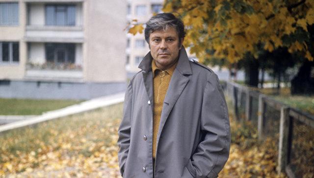 Артиста Донатаса Баниониса вЛитве обвинили всотрудничестве сКГБ