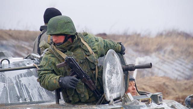 Силовики попыталась сорвать отвод сил у Станицы Луганской, заявили в ЛНР