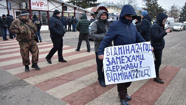 Руководитель МИД Украины назвал чушью заявления Польши обукраинских беженцах