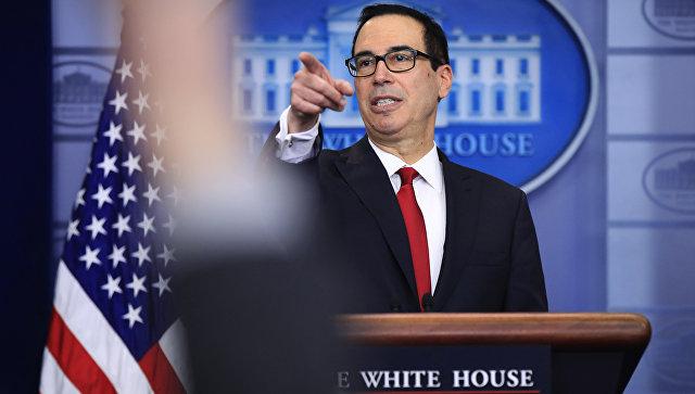 Министр финансов США рассказал о предварительном соглашении с Китаем