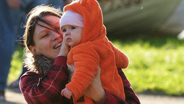 Навыплаты при рождении 1 ребенка Тверской области выделят 152 млн руб.