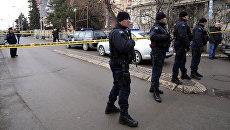Полиция в Сербии. Архивное фото